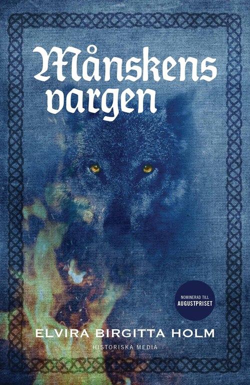 Framsidan på den historiska romanen Högt flyger fåglarna, Vargatider del 2